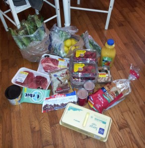 Groceries!