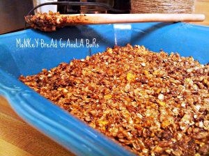 Monkey Bread Granola