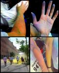 Saturday Sweat: Color Palooza 5K