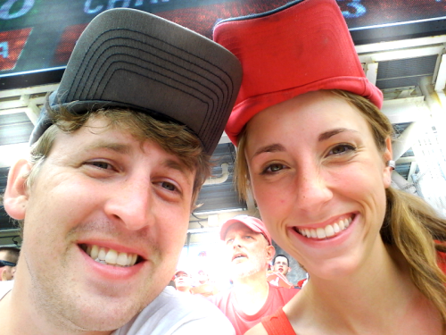 Rally cap time!