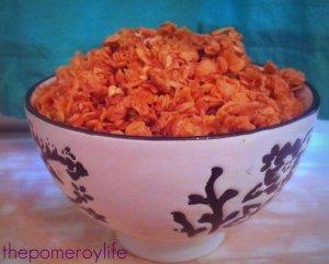 Apple Pie Granola - 1