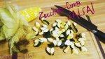 Zucchini Corn Salsa