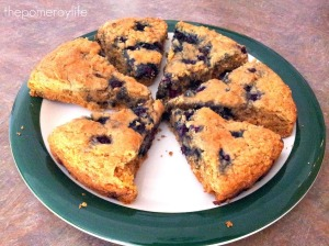Blackberry Scones 2