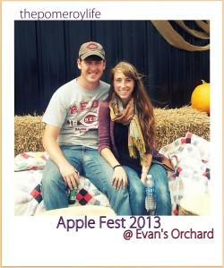 Apple Fest Date --) - 15