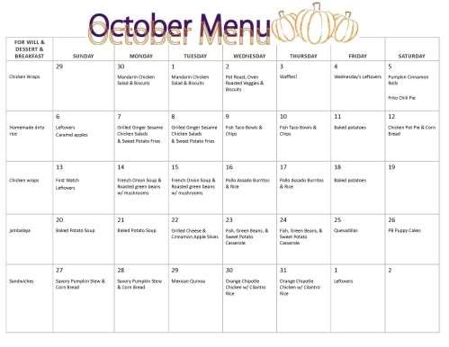 October Menu_Page_1