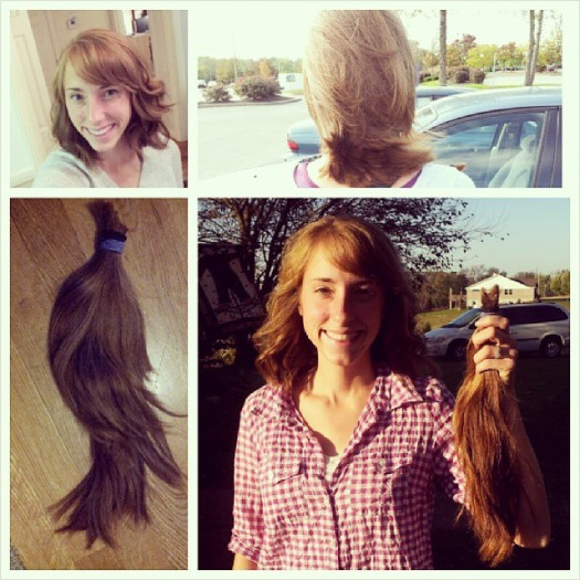 15 inches gone!