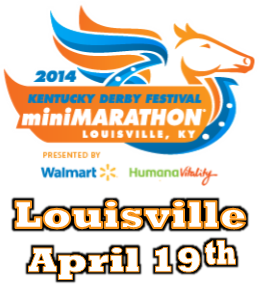That's the date.  Combined we will be running 26.2 miles, and every step is a step forward in the fight against homelessness.