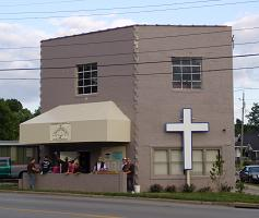 this is the Community Inn, one of the ministries run by Catholic Action