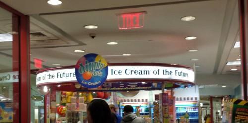 Sci-Fi Ice Cream