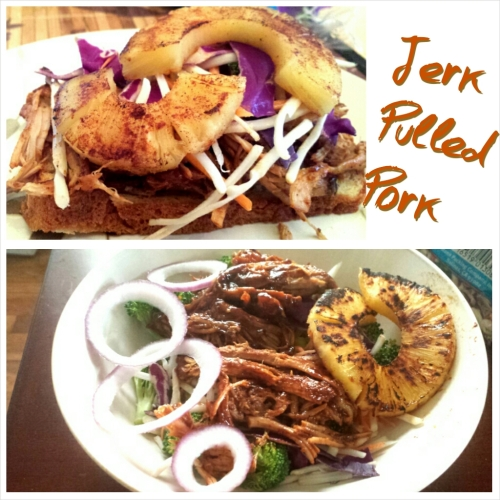 Munchie Monday: Jerk Pulled Pork